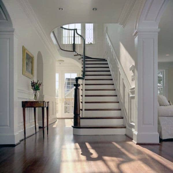 Home Interior Designs Staircase Railing