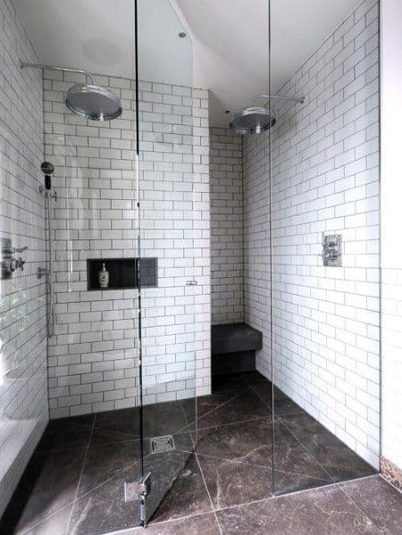 Home Interior Designs Subway Tile Shower