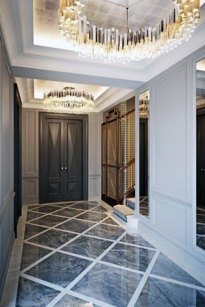 Home Interior Entryway Tile