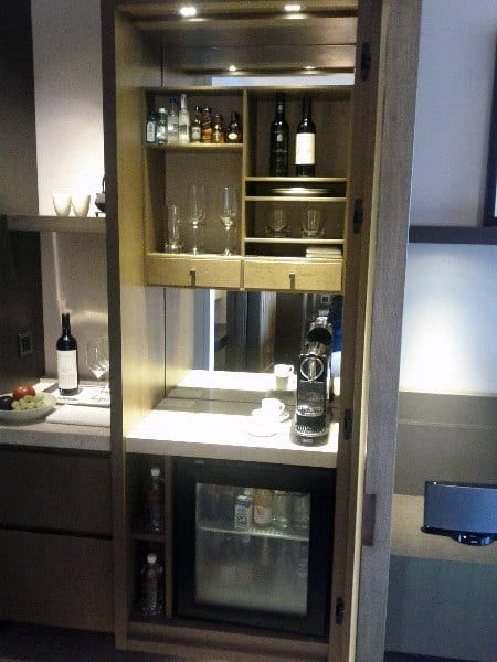 Home Interior Mini Bar Design Ideas