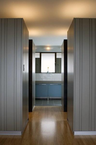 Home Interior Modern Baseboard Ideas