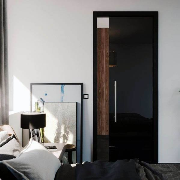 Home Interior Pocket Door For Closet