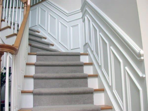 Home Interior Stair Trim