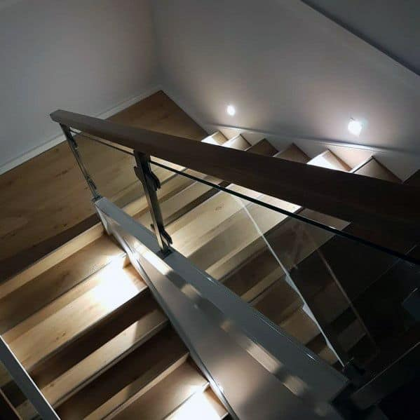 Home Interior Staircase Lighting