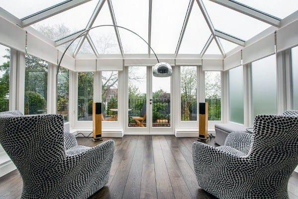 Home Interior Sunroom Design Ideas