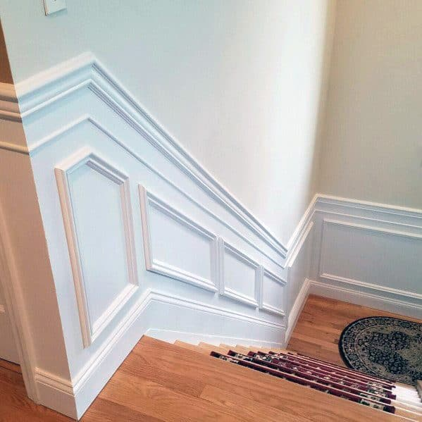 Home Millwork Trim Chair Rail