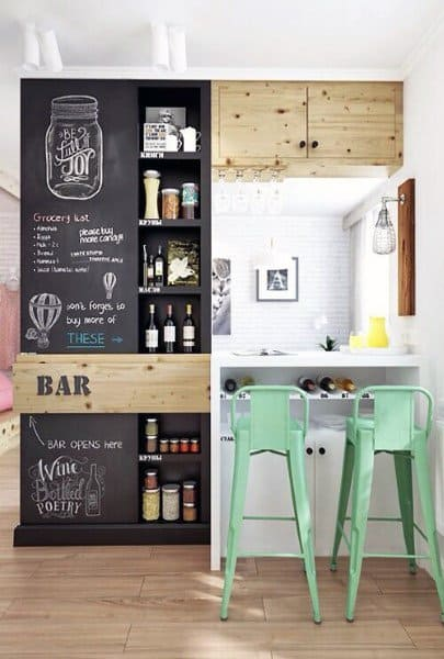 Home Mini Bar Design Idea Inspiration