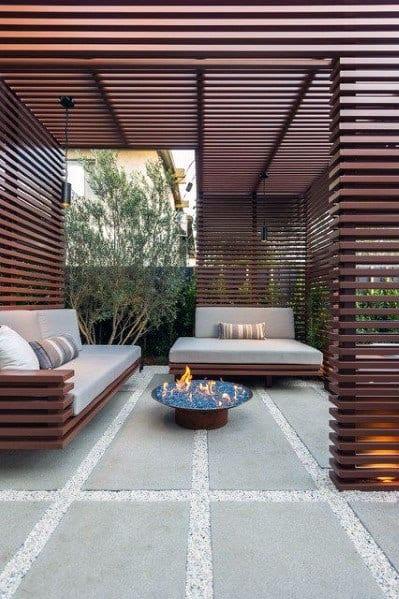 Home Modern Patio Ideas