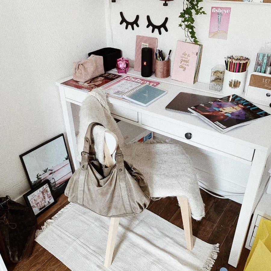 home office desk setup ideas erreur_de_jeunesse
