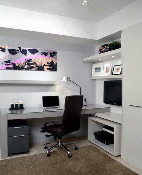 Home Office Desks Modern