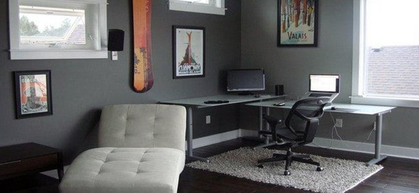 Home Office For Men