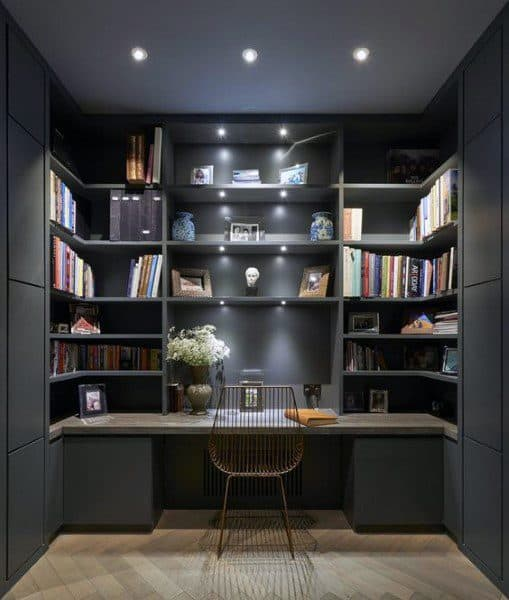 Sensational 70 Bookcase Bookshelf Ideas Unique Book Storage Designs Interior Design Ideas Truasarkarijobsexamcom