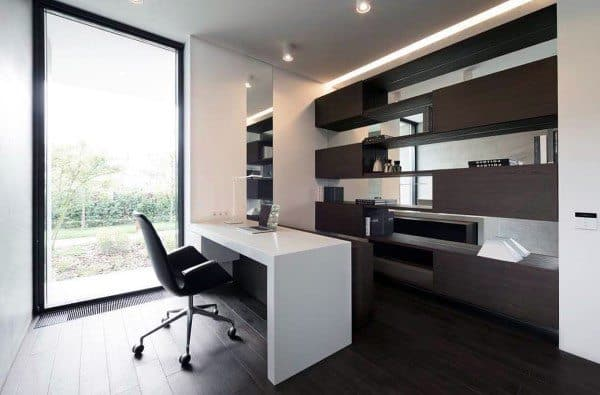 Home Office Modern Design - Home Design Ideas - http://www ...