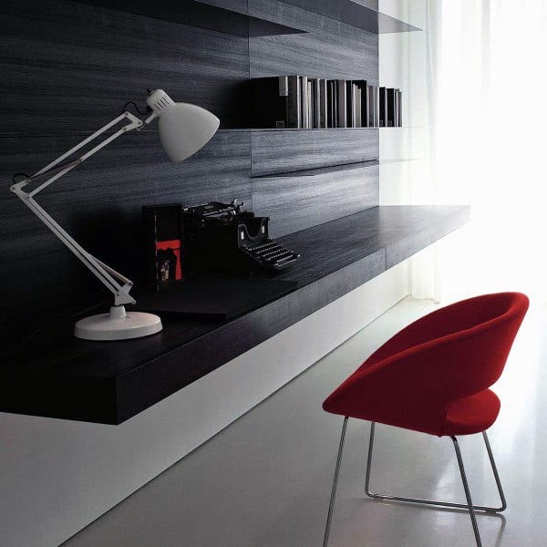 Home Office Modern Wall Desk