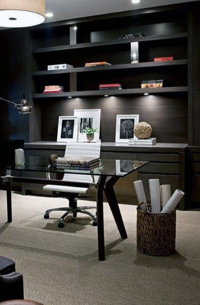 Home Office With Modern Design