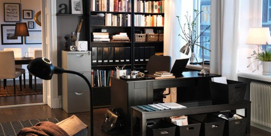Home Office. Home Office Decor Ideas. Home Office Design