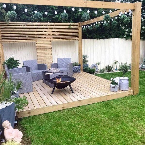 Home Outdoor Designs Modern Patio