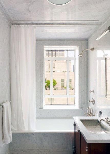 Home Shower Window Ideas