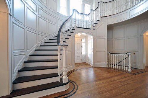 Home Stair Trim Ideas