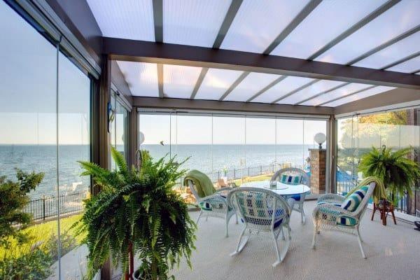 Home Sunroom Design Idea Inspiration