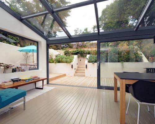 Home Sunroom Design