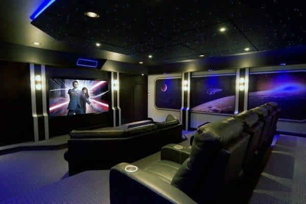 Home Theater Lighting Design Ideas