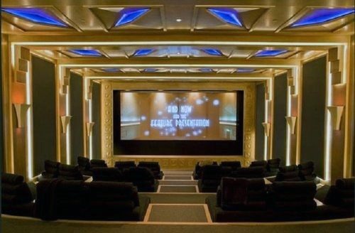 Home Theater Lighting Home Ideas