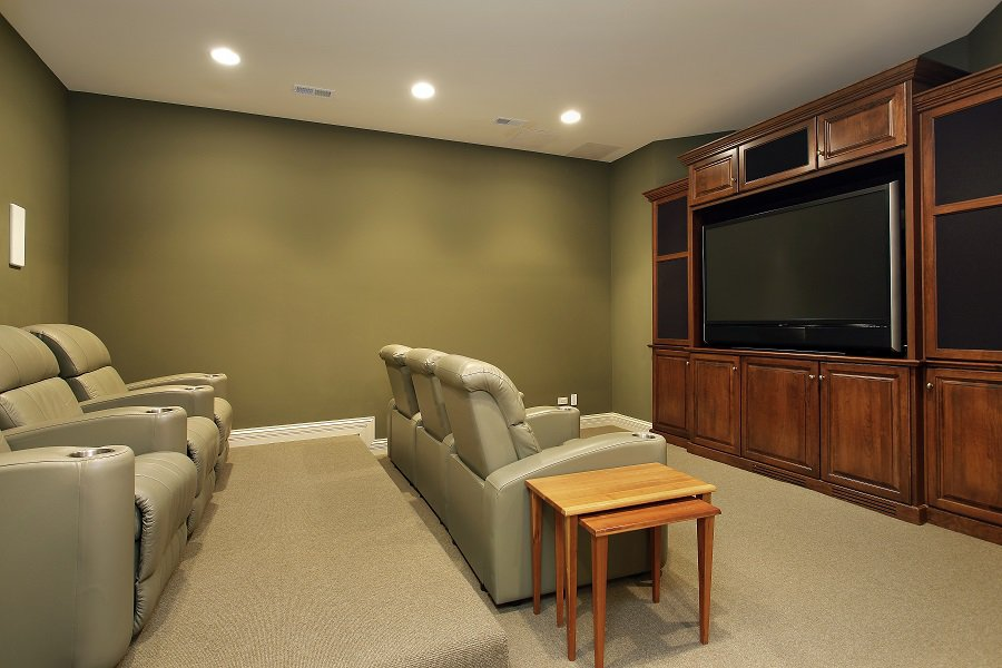 Remarkable Ideas For Home Theater Seats