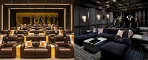 Top 70 Best Home Theater Seating Ideas – Movie Room Designs