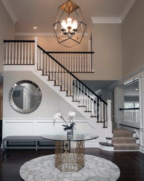 Home Traditional Staircase Ideas