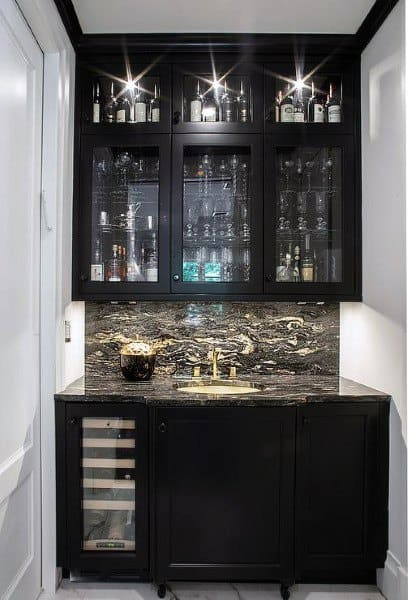 Home Wet Bar Design Idea Inspiration