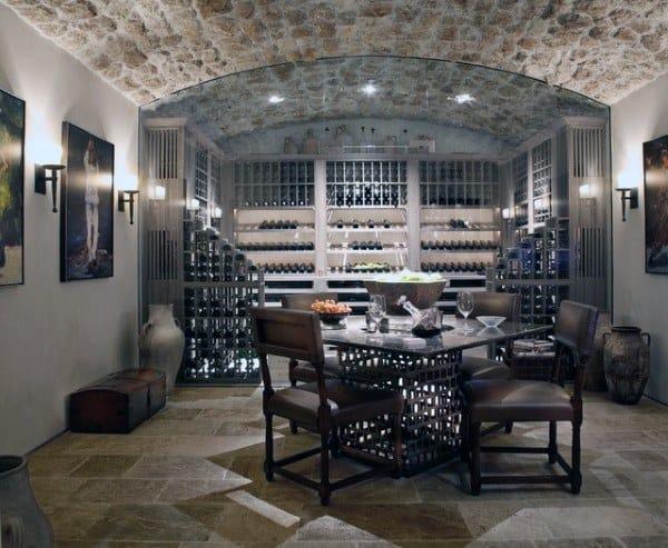 Top 80 Best Wine Cellar Ideas Vino