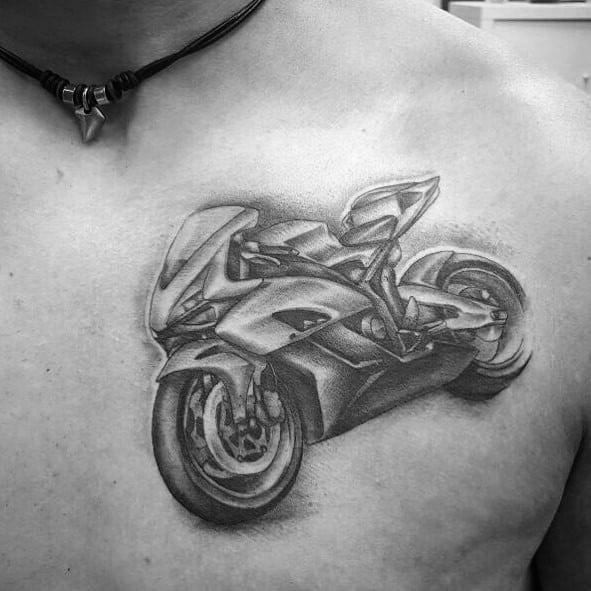 Honda Mens Tattoos