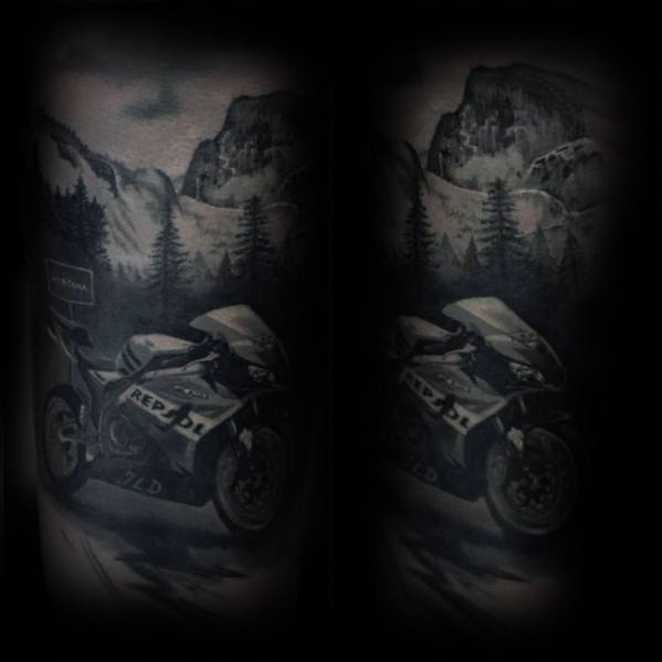 Honda Tattoo Inspiration For Men