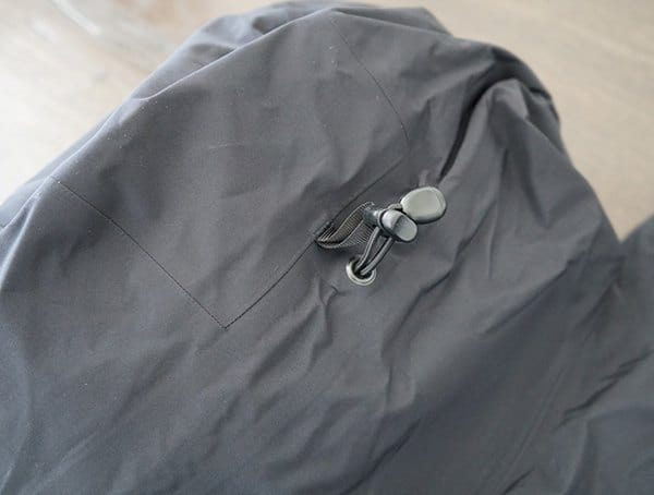 Hood Adjustment Cord Arcteryx Zeta Lt Mens Jacket