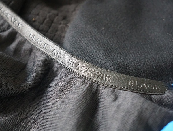 Hood Edge Detail Blackyak Bakosi Mens Jacket