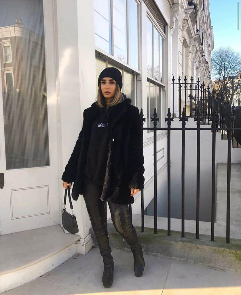 Hoodie Street Wear Fashion