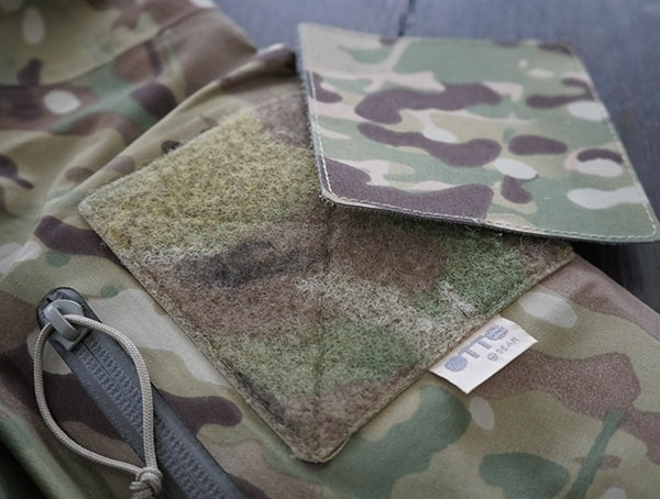 Hook And Loop Patch On Arm Otte Gear Patrol Parka For Men