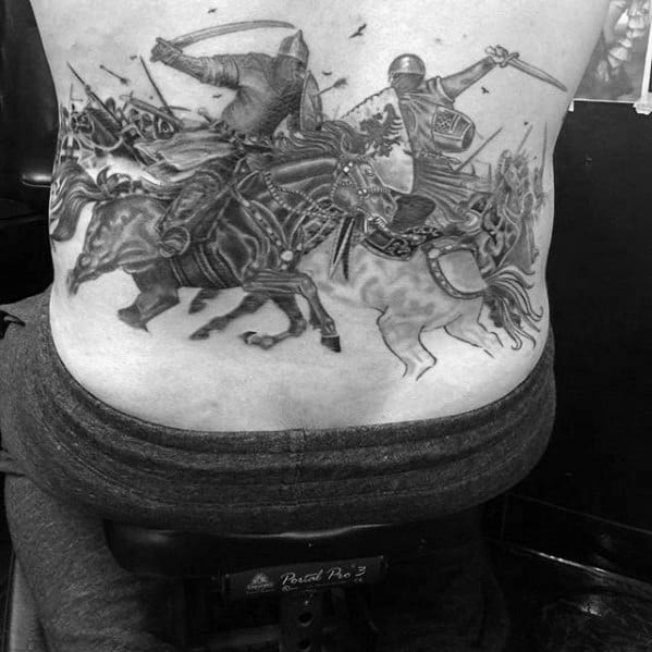 Horse Tattoo Ideas For Males