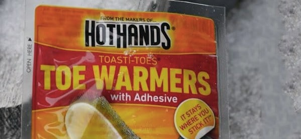 Hot Hands Top Warmer
