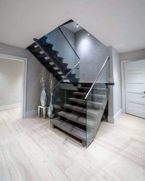 House Basement Stairs Ideas Modern