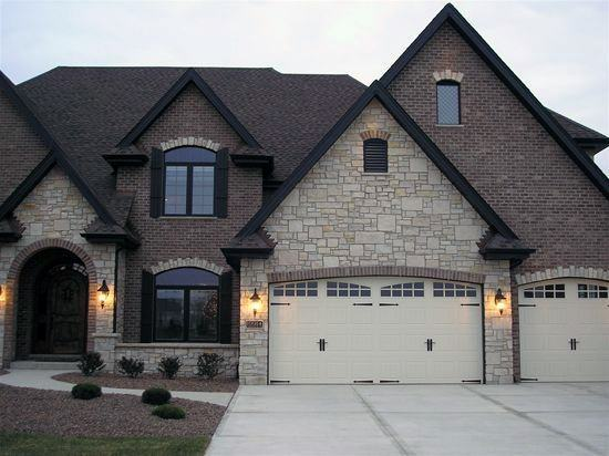 House Brick And Stone Exterior Ideas