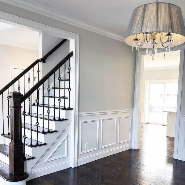 Top 70 Best Chair Rail Ideas Molding Trim Interior Designs