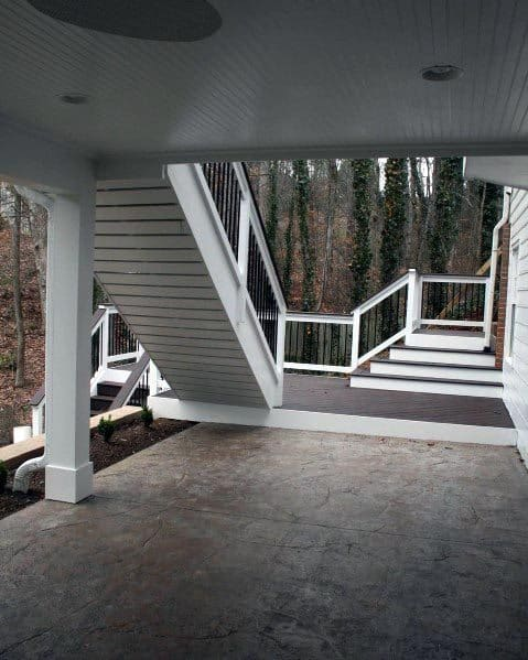 House Deck Steps Ideas