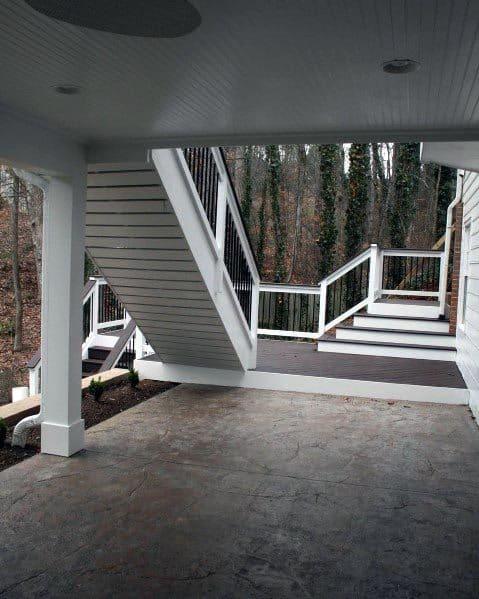 House Deck Steps Ideas