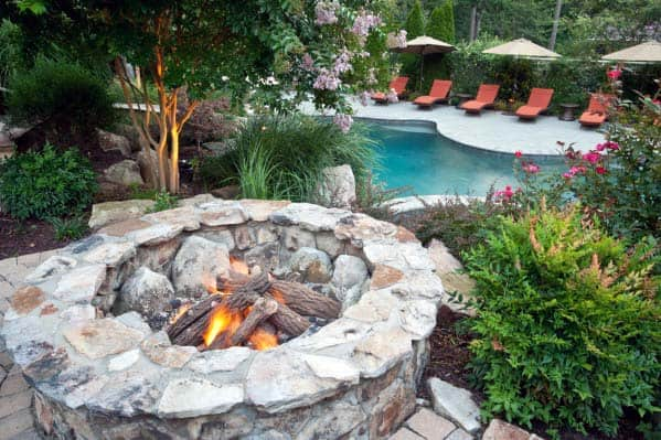 House Fire Pit Landscaping Ideas