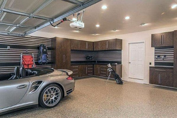 House Garage Cabinet Ideas