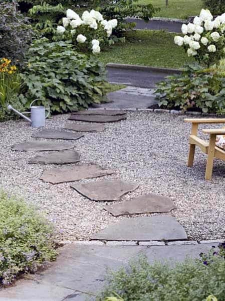 House Gravel Landscaping Ideas