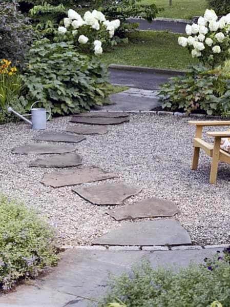 House Gravel Landscaping Ideas