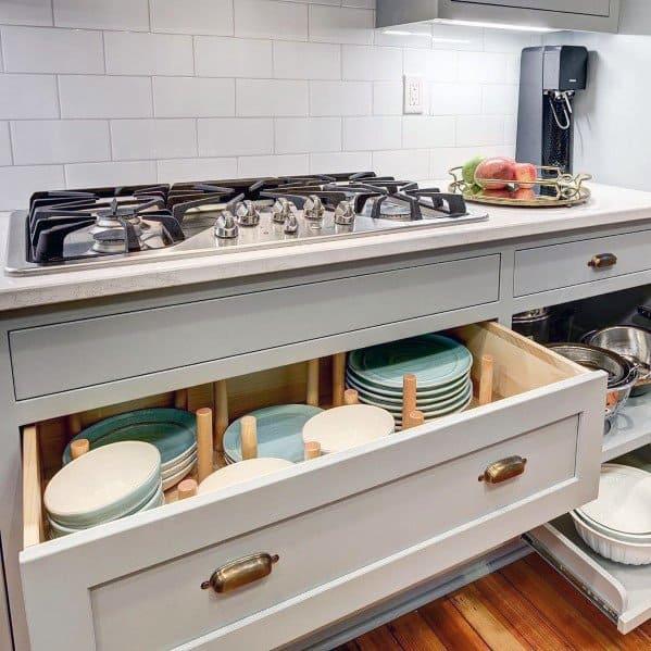 House Kitchen Cabinet Hardware Ideas